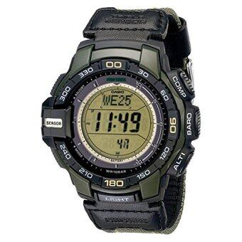 Harga Casio Men's PRG-270B-3CR PRO TREK Green Watch