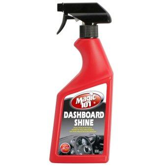 Harga Magic101 Dashboard Shine Spray 500ml