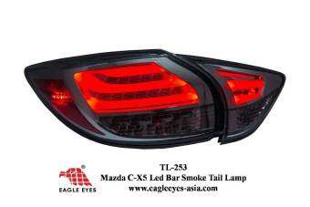 Harga Mazda C-X 5 BMW Concept LED Bar Tail Lamp