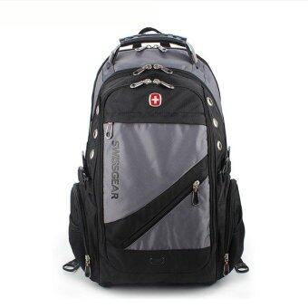Harga Swiss 15 inch backpack water protection