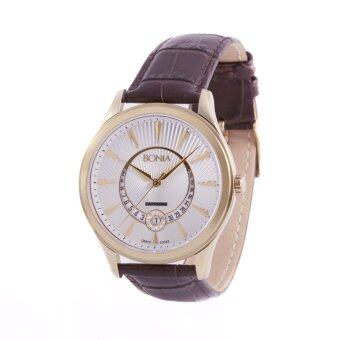 Harga BONIA Golden Vintage Watch L