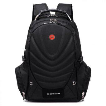 Harga Swiss Gear Laptop Backpack Buiness Casual Mulitifunctional Backpack