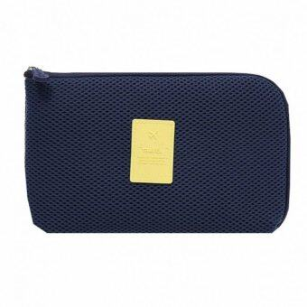 Harga Travel Cable Pouch(Electronic/Cable/Women'S Tool) Navy