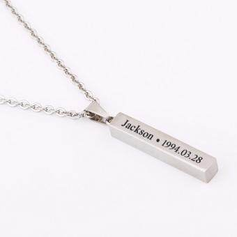 Harga Youpop KPOP GOT7 Fly Hard Carry Album Necklace K-POP Jewelry Pendant Chain Accessories For Men Women Female Male Boy Girl