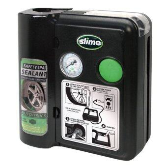 Harga Slime 70005 Safety Spair 7 Minute Flat Tire Repair System 12V