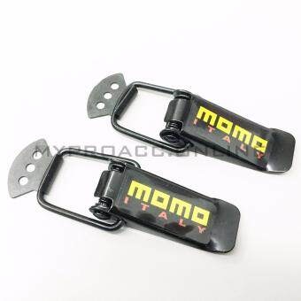 Harga Universal Stainless Steel Car Bonnet Bumper Clip BIG- MOMO