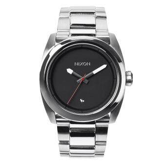 Harga Nixon Watch Kingpin Silver Stainless-Steel Case Stainless-Steel Bracelet Mens NWT + Warranty A507000