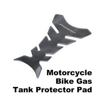 Harga UJS Black Carbon Fiber New Motorcycle Tank Pad Sticker
