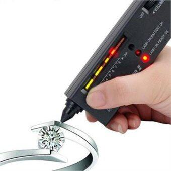 Harga Diamond Tester Gemstone Selector II Gems LED Indicator Jewel Jewelry Tool Test