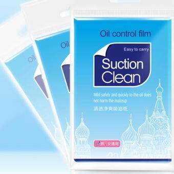 Harga 2x pack Clean and Clear Oil absorbing sheets Oil Control Film Blotting Paper