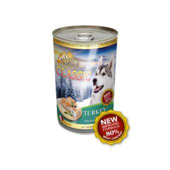 Harga ALPS NATURAL CLASSIC TURKEY 400GM (6 CANS)