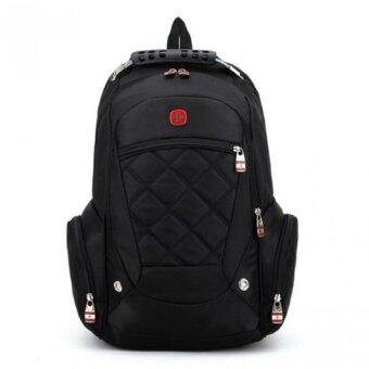 Harga Swiss Gear 15.6inches Laptop Backpack (Black)