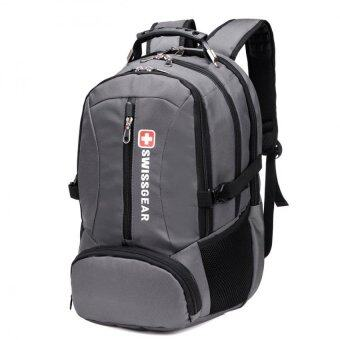 Harga Swiss Gear Buiness Backpack Laptop Backpack Laptop Bag (Grey)