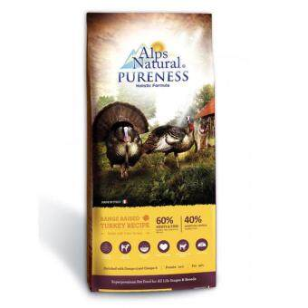 Harga ALPS Natural Pureness Range Raised Turkey Recipe 15KG
