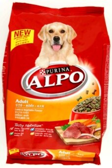 Harga Purina Alpo Lamb & Vegetable Flavour Adult Dog Food 1.5Kg