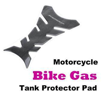 Harga Tank Pad Motorcycle Tank Sticker Black Carbon Fiber