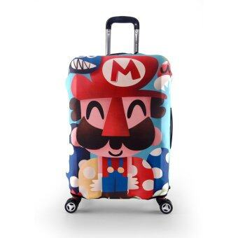 Harga Luggage Protector Cover Travel Suitcase - Mario