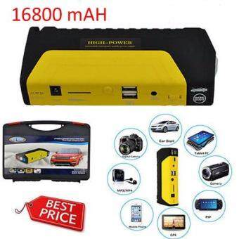 Harga High Power Portable Car Jump Starter Emergency Charger Booster Power Bank Battery Laptop