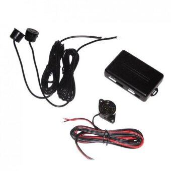 Harga 2-Eyes Accuracy Parking Reverse Sensor System
