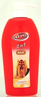 Harga Purina Alpo Adult 2 in 1 Shampoo & Conditioner 600ml