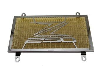 Harga KODASKIN Motorcylce Stainless Steel RADIATOR GUARD Cover Protector Fit KAWASAKI Z250 2013 2014 2015 gold