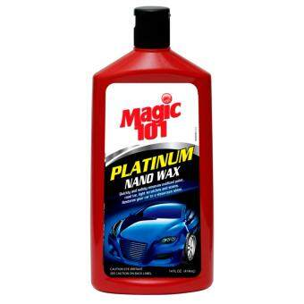 Harga Magic101 Platinum Nano Wax 414ml