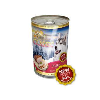 Harga ALPS NATURAL CLASSIC PORK 400GM (6 CANS)