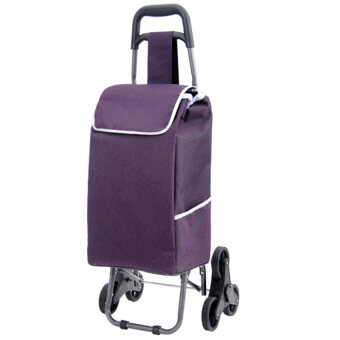 Harga JM-PLC Portable Pasar Trolley Bag with Stair Climbing Wheel