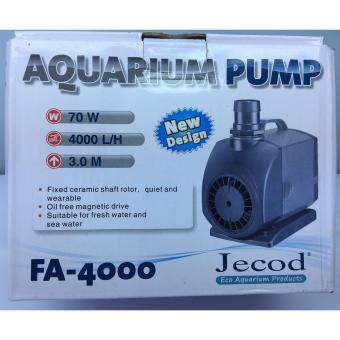 Harga JECOD SUBMERSIBLE PUMP FA-4000