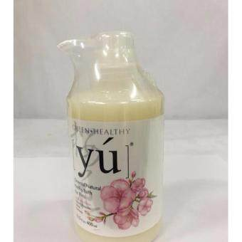 Harga Yu Shampoo Cherry Blossom Shine Formula Luminous Shine (400ml)