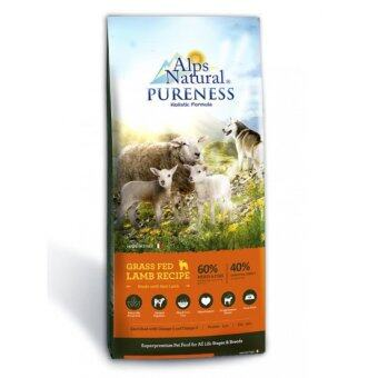 Harga ALPS Natural Pureness Grass Fed Lamb Recipe 15KG