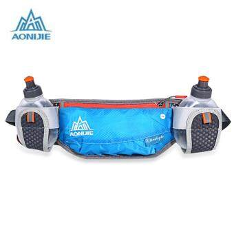 Harga AONIJIE Unisex Running Waist Bag with 170ML Water Kettle