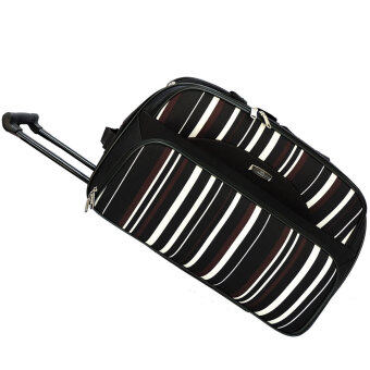 Harga Waterpolo 21 inch Trolley Travelling Bag Black