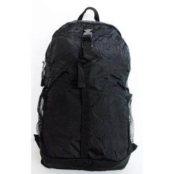 Harga Barry Smith Foldable Backpack (Black)