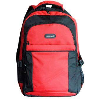 Harga Barry Smith Laptop Backpack (Red)