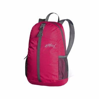Harga Aonijie Light Weight 35L Foldable Backpack Waterproof Nylon Camping Travel Backpacks Rucksack Bag for Outdoor Sport