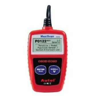 Harga Autel MS309 OBD2 Scanner CAN BUS Car Code Reader Data Tester Scan Tool OBDII