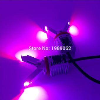 Harga 1pair dahosun H8 X WIFI RGB LED Angel Eyes for BMW car E90 /E92 with Claw M3 2009 and up