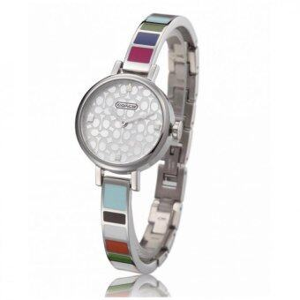 Harga Coach Legacy 14501267 Lady Quartz Watch