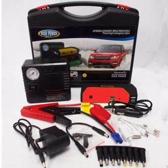 Harga Power Bank for Car Jump start (High Power) & Tire Inflate device, Combo in a box