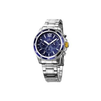 Harga INVICTA Specialty IN-13974 Men's Stainless Steel Blue Dial Watch