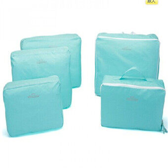 Korea underwear Travel Pouch finishing bag bags in bag storage bag in bag 5 pieces suit