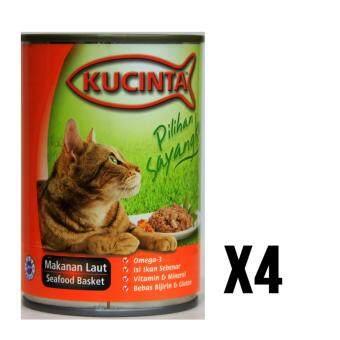 Kucinta Cat Food