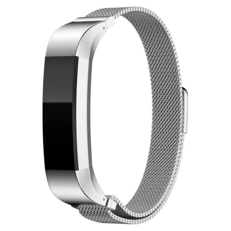 liebao KOBWA Sports Accessories Milanese Heart Rate Strap Metal Stainless Steel Smart Band for Fitbit Alta Fitness Tracker Malaysia