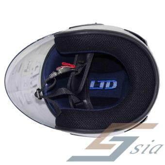 LTD 1 Sports Helmet (Silver) - 4