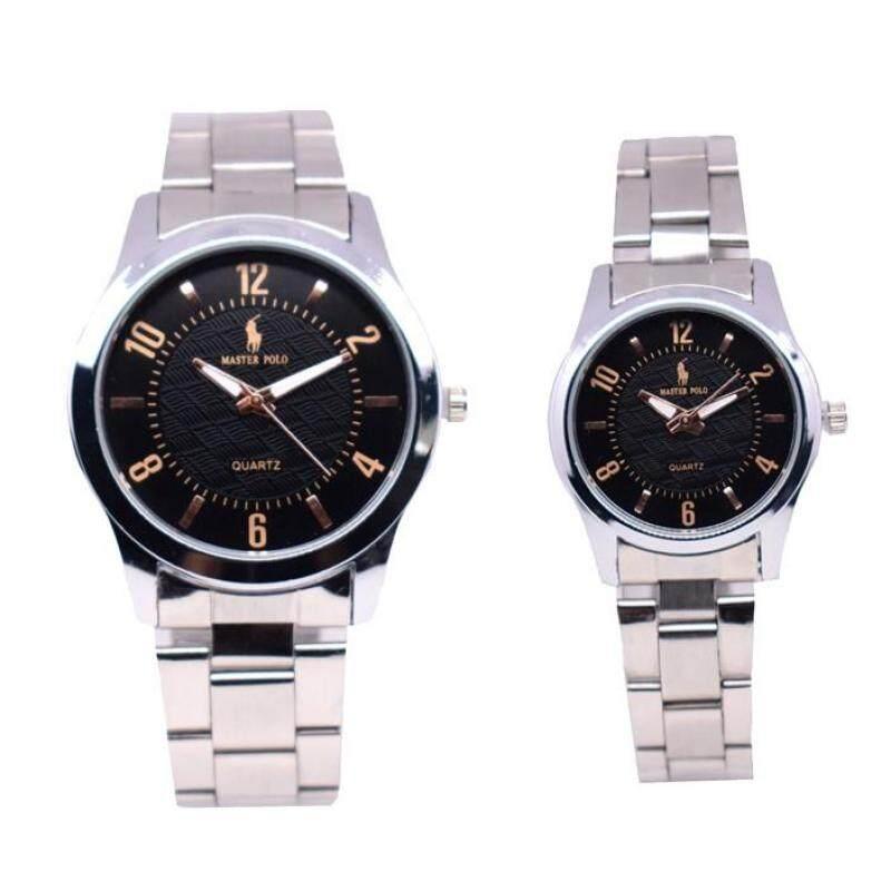 Master Polo Couple Set Watch 2pcs (POLOSL-2324) Malaysia