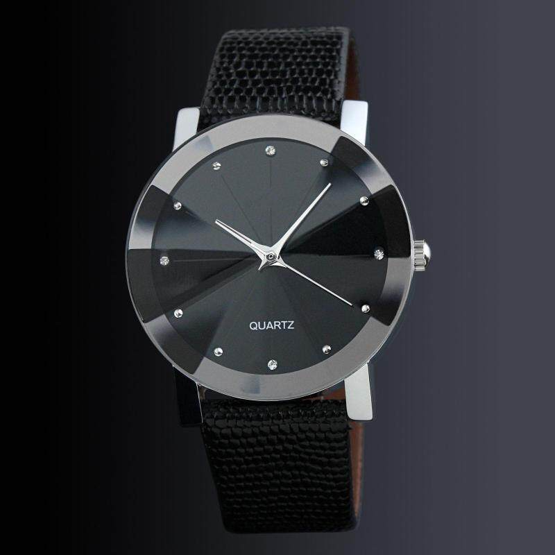 Men Casual Leather Strap Watches Malaysia
