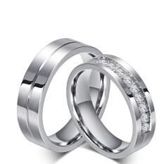 American Elements 4mm Iridium Wedding Bands Jewelry Fashion