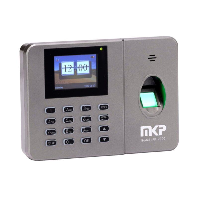 Buy MKP FP-2000 Finger Print Time Attendance Malaysia