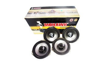 MOHAWK Plug & Play OEM Speaker For Perodua Myvi - Front &Rear